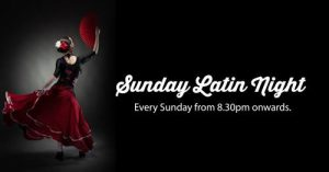 Sunday Night Latin Night @ Havana Bar & Terrazzo Restaurant | Muang Pattaya | Chang Wat Chon Buri | Thailand