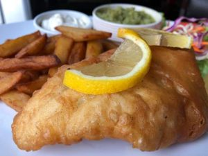 Retox Group: Haddock Fish & Chips Fridays @ Retox Sports Bar & Restaurant | Chon Buri | Thailand