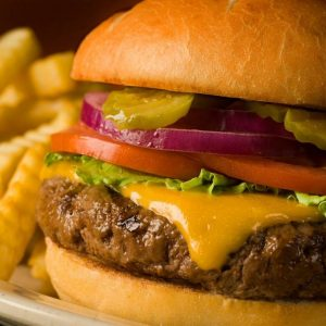 Dicey Reilly's: Monday 'Burger' Special @ Dicey Reilly's Pub & Restaurant