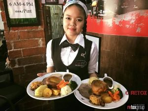 RETOX Sunday Roasts @ Retox Sports Bar & Restaurant | Chon Buri | Thailand