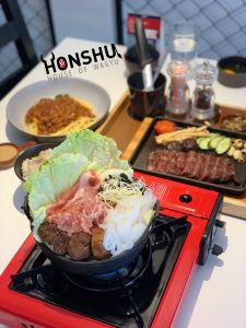 Honshu house of Wagyu - From 295b! @ Honshu house of Wagyu