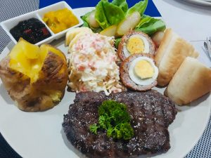 May special at Nicky's Restaurant @ Nicky's Restaurant
