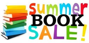 Nicky's Summer Charity BOOK SALE @ Nicky's Bar & Restaurant
