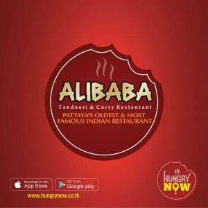 'ALI BABA' Food delivery to your doorstep by HUNGRYNOW.CO.TH