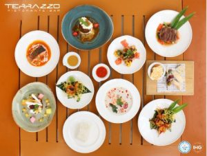 4 Course Dining Experience @ Terrazo Restaurant